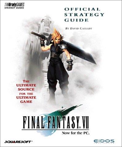 Final Fantasy VII Official Strategy Guide: v. 2 (Official Strategy Guides)