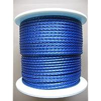 Dyneema flechtschnur Azul 5mm de diámetro (Dyneema trenzado Lino)
