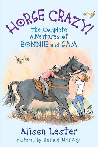 Horse crazy : the complete adventures of Bonnie and Sam