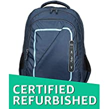 (Renewed) Skybags 30 Ltrs Navy Blue Laptop Backpack (LPBPGIZ6NBL)