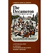 The Decameron: A New Translation (Norton Critical Edition)