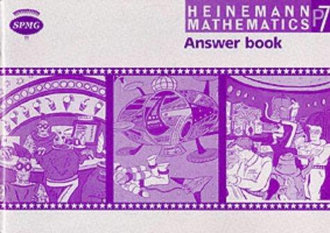 Heinemann Maths P7 Answer Book: Answer Book Year 7