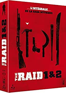 Coffret : The Raid + The Raid 2 - Coffret Blu-Ray
