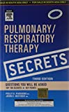 Pulmonary/Respiratory Therapy Secrets