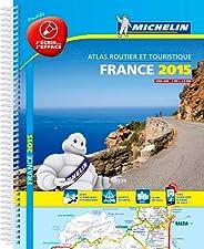 Atlas France 2015 Plastifié Michelin