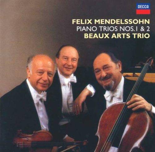 Mendelssohn:Piano Trios No.1 & Equinox Trio