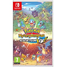 Nintendo Pokemon Mystery Dungeon Rescue Team Dx