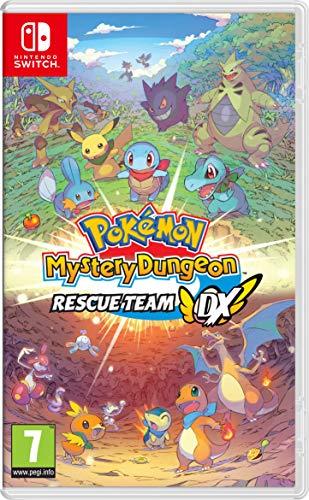 Pokemon Mystery Dungeon: Rescue Team DX - Nintendo Switch [Edizione: Regno Unito]