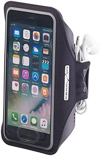 PEARL Sports Handytasche: Sport-Armband-Tasche für Smartphones & iPhones bis 4,7