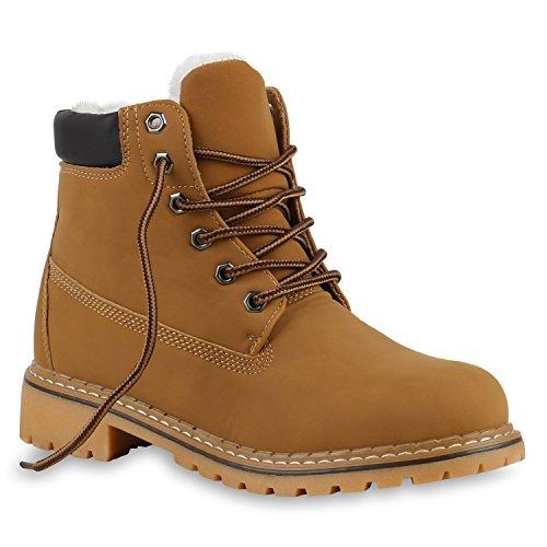 UNISEX Damen Herren Warm Gefütterte Damen Worker Boots Stiefeletten Outdoor Hellbraun Schwarz Weiss