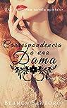Correspondencia a una dama par Blanca  Santoro