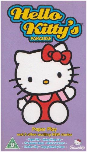 Preisvergleich Produktbild Hello Kitty's Paradise - Paper Play 3 [VHS] [UK Import]