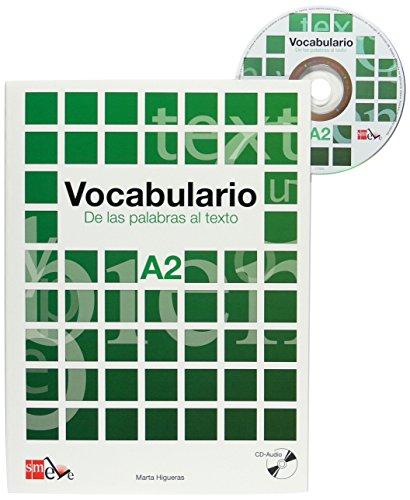 Vocabulario A2. De las palabras al texto por Marta Higueras