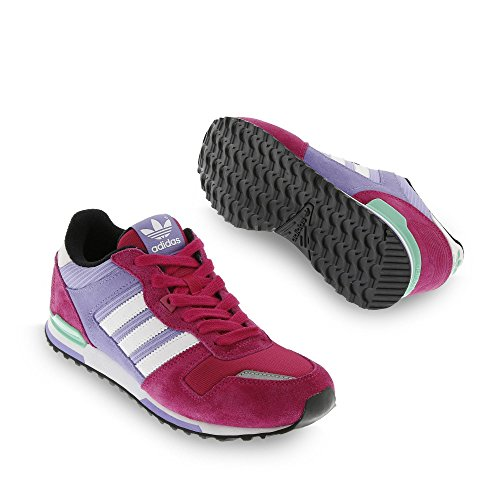 adidas ZX 700 K, Chaussures Basses Fille Rose