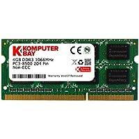 Komputerbay KB_4GBDDR3_SO1066_A - Módulo de memoria RAM (4 GB)