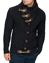 Indicode Homme Pullover Pull Sweater Blouson Fort Worth
