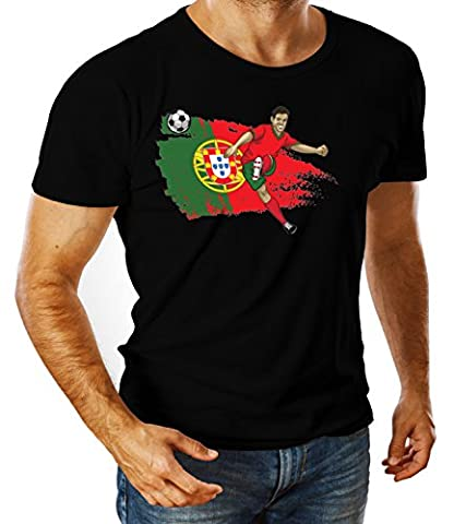 Billion Group   Portugal Quinas   Football Sport Illustration  