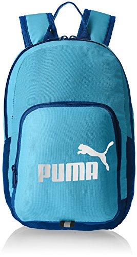 PUMA Phase S Rucksack Unisex, blau (Aquarious), 39x30x3.2 cm