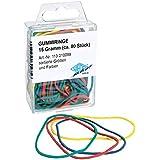 Wedo 113010099 - Pack de 80 gomas elásticas