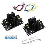 Rokoo 2 Sätze Beheiztes Bett Power Module Hochstrom 210A MOSFET Upgrade RAMPS 1.4 Kit für 3D Drucker