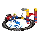 ColorBaby - Juego de bloques Tren eléctrico - 53 piezas (43539)