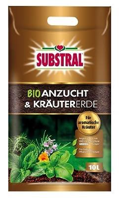 Substral BIO Anzucht- und Kräutererde - 10 l von Substral - Du und dein Garten