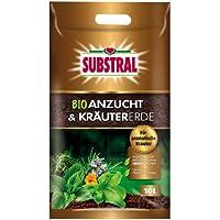 Substral 1245 - La siembra de hierbas y bio tierra - 10 l