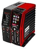 Graupner S2014.R - Zubehör - Polaron Pro Combo Ladegerät, rot