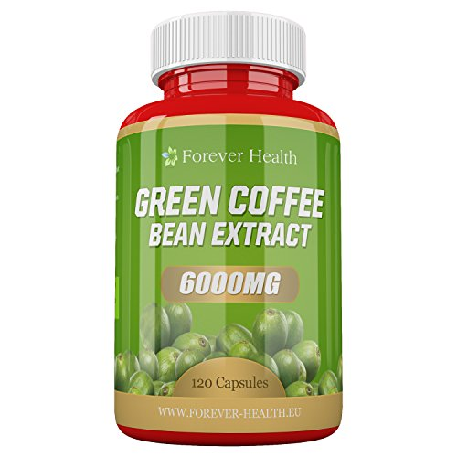 GREEN COFFEE BEAN Extracto de Grano de Café Verde