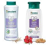 #4: Baby Care Himalaya Baby Powder (400g) with Gental Baby Shampoo (400ml)