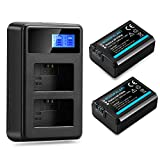 Best Batteries Sony rechargeables - Mondpalast @ Batterie Rechargeable fw50 FW50 FW-50 pour Review
