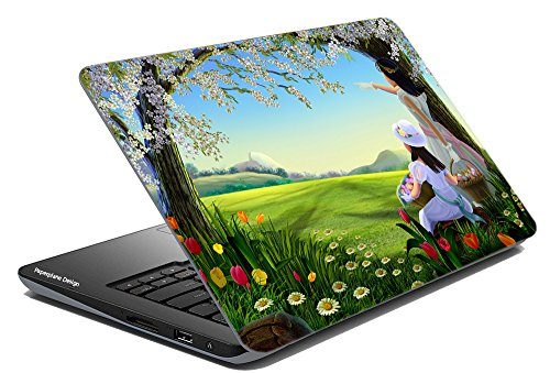 Laptop Skin || Laptop skin cover for Dell, Hp, Toshiba, Acer, Asus etc. || Laptop Skin for Apple macbook || Skin stickers for all makes and models ||  available at amazon for Rs.90
