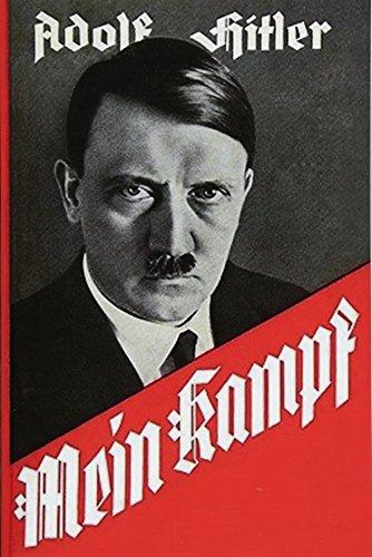 Mein Kampf: Zwei Bände in Einem Band   Ungekürzte Originalausgabe por Adolf Hitler