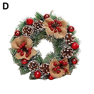 Corona De Navidad para Puerta,