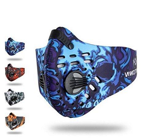 Máscara respiración deportiva - Máscara fitness