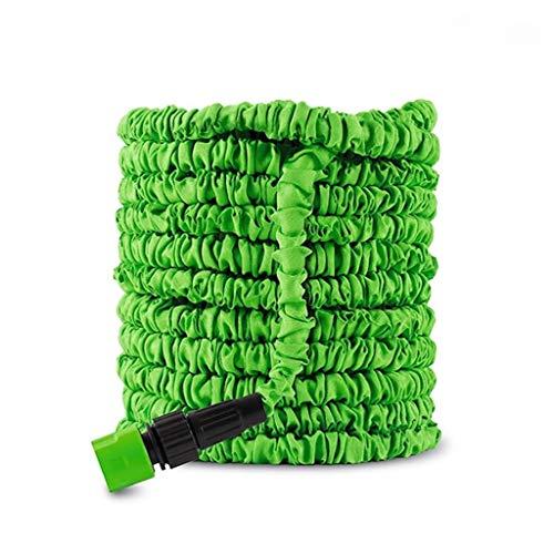Erweiterbar und flexibler Gartenschlauch. 25, 50und 75Fuß erweitern oder klappbar Schlauch für einfachen Aufbewahrung Zuhause