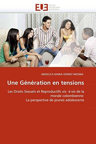 Une génération en tensions