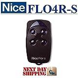 Nice FLO4R-S Télécommande / Emetteur, 4 canaux, fréquence 433,92 MHz Rolling code!!!