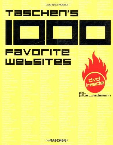 Taschen's 1000 Favorite Websites