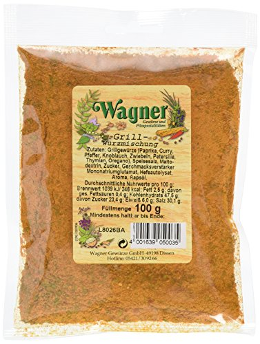 Wagner / Greenforest Grill-Würzzubereitung, 3er Pack (3 x 100 ml)