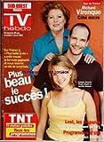 TV HEBDO SUD OUEST du 07/08/2005 - RICHARD VIRENQUE - TOUR DE FRANCE - COLETTE RENARD - VIRGILE BAYLE ET AURELIE VANECK - LOST - LES DISPARUS.