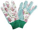 Esschert Design Rosendruck Handschuhe, weiß, 13x1x23 cm, RD10