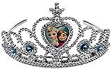 Inception Pro Infinite Crown Elsa and Anna - Disfraz - Accesorios - Carnaval - Halloween - Cosplay - Niña - Idea para Regalo