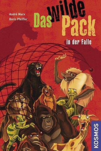 Preisvergleich Produktbild Das Wilde Pack, 5, in der Falle: Band 5