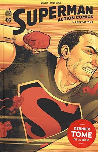 Superman Action Comics Tome 3 par PAK  Greg