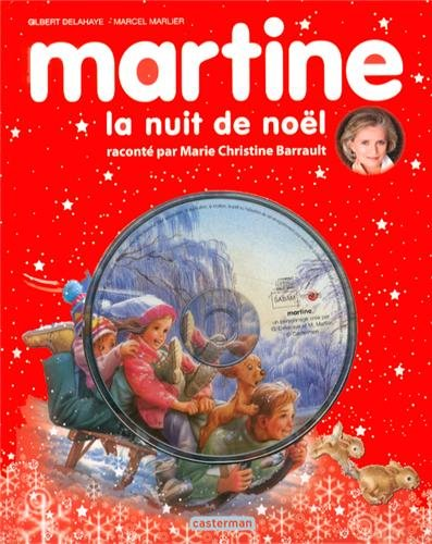 Martine, la nuit de Noël (1CD audio)