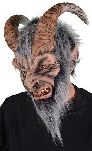 Kostüm Kinder Krampus - Krampus Costume Mask Adult One Size