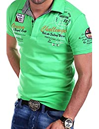 MT Styles manches courtes CHALLENGE Polo T-Shirt R-2728