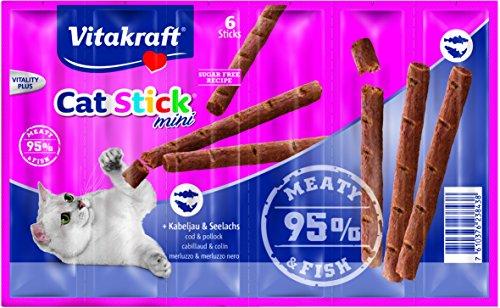 Vitakraft Gatto Snack Cat-Chiavetta Mini 6er