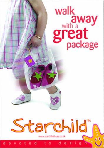 StarChild - Chaussons souples en cuir - 6 à 12 mois - Fido Baby Blue